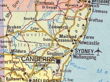 australie histoire résumé